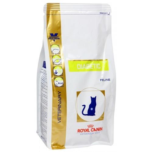 Сухой корм Корм для кошек, Royal Canin Diabetic DS46, при сахарном диабете 721004.jpg