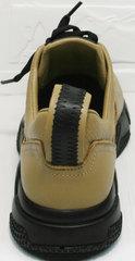 Осенние кожаные кроссовки женские Poletto 2408 DB