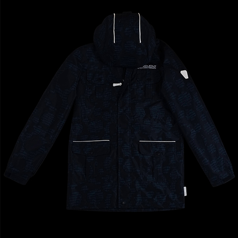 Куртка Premont Озеро Эри SP72635 Blue