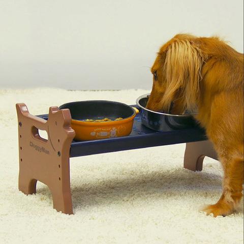 93377 - Моющийся стол для мисок для собак