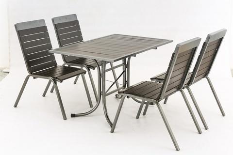 Комплект мебели для летних кафе