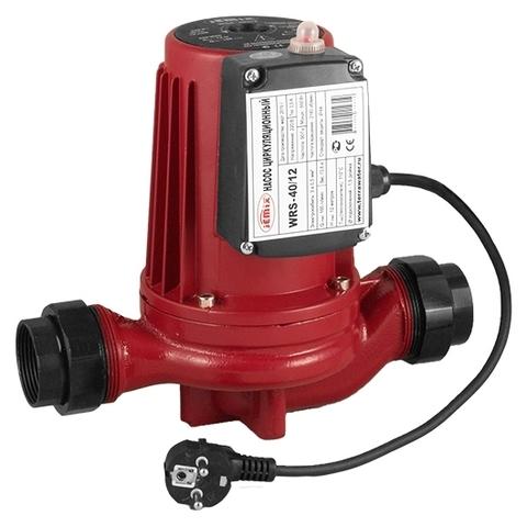 WRS-40/12, 550 Вт. Серия WRS Гарантия 1 год. Циркуляционный насос для отопления.