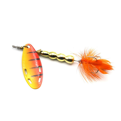 Блесна Extreme Fishing Certain Obsession №1 6g 17-G/Red/Perch
