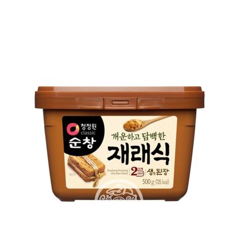Соевая паста Твенджан Daesang 500г Корея