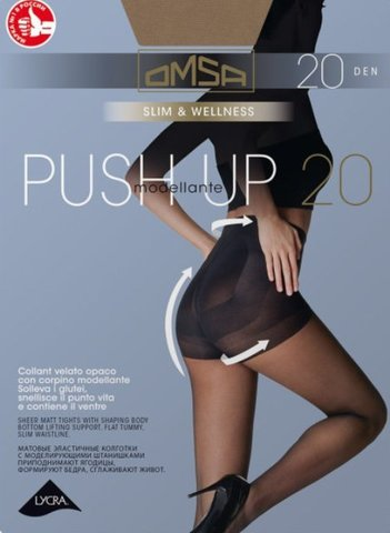 Push-up 20 OMSA колготки