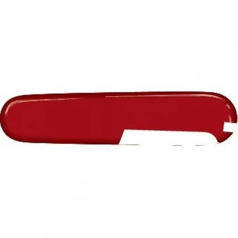 Задняя накладка для ножей Victorinox 84 мм, пластиковая, красная