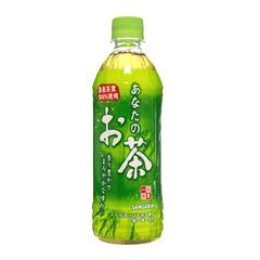 Японский чай Sangaria Аната но Оча крепкий без кофеина 500 мл