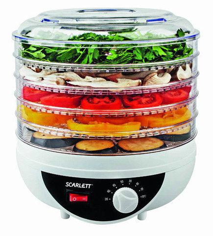 Сушилка для овощей SCARLETT SC-421