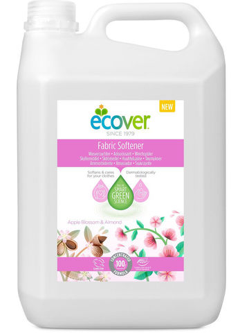 Ecover Classic Смягчитель для белья с ароматом яблока и миндаля 5л
