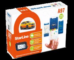 Автосигнализация StarLine A97 GSM-GPS