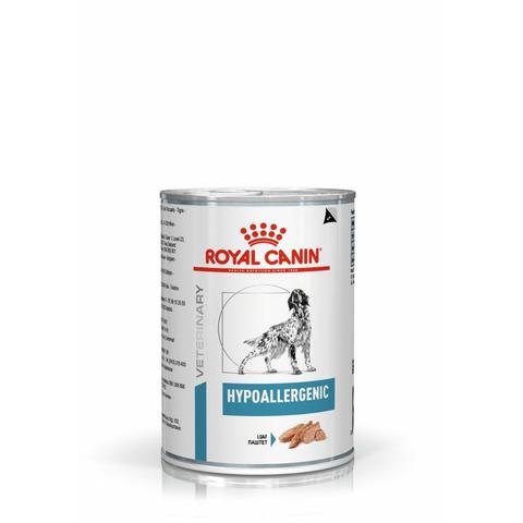 Royal Canin Hypoallergenic Canine гиппоаллергенный для питания взрослых собак, кроме беременных и кормящих - 400 гр