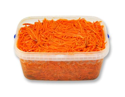 Морковь Ча по-корейски