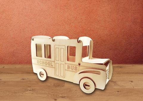 Карандашница Автобус
