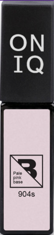Камуфлирующая основа ONIQ Retouch Pale Pink для гель-лака