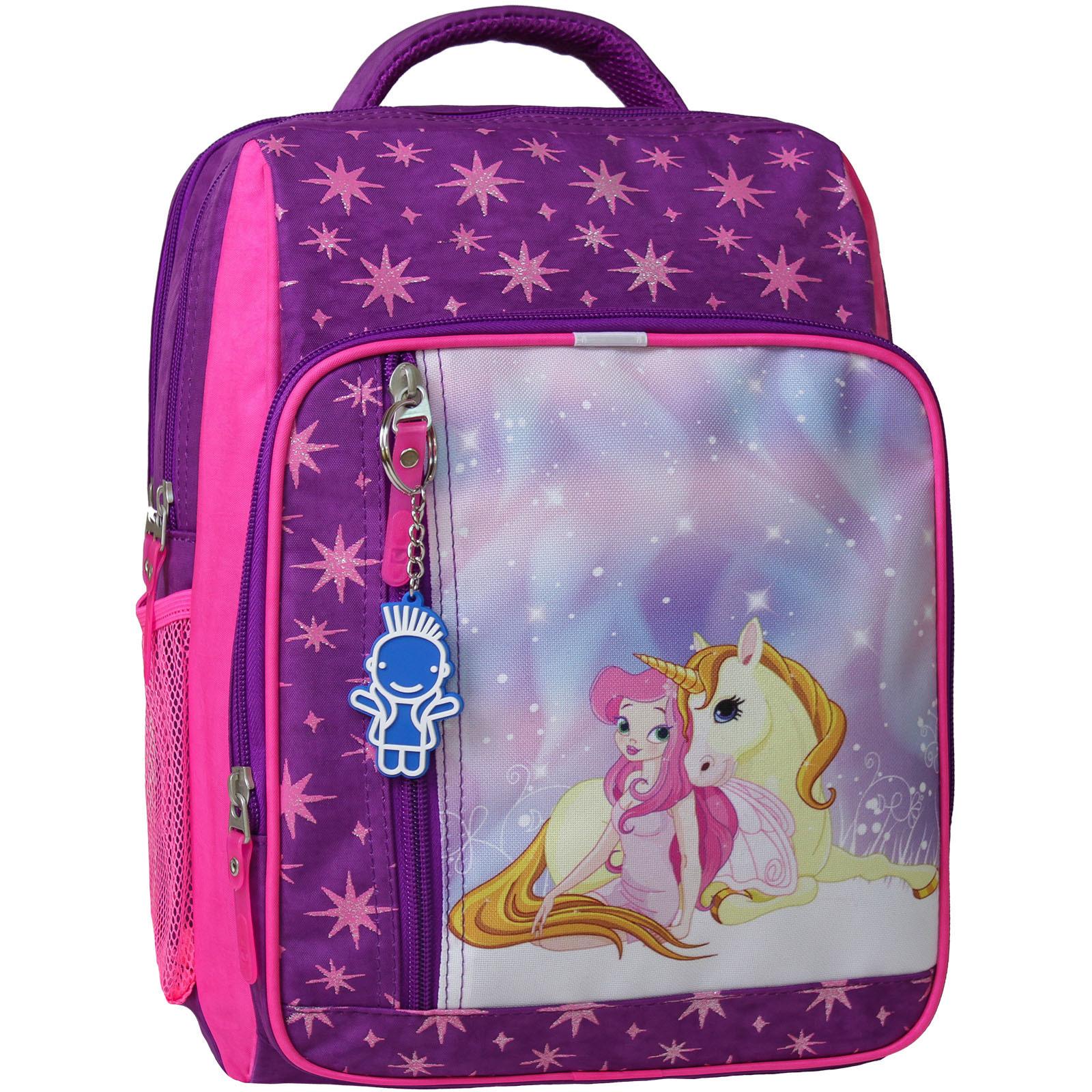 Школьные рюкзаки Рюкзак школьный Bagland Школьник 8 л. фиолетовый 387 (0012870) IMG_5862-1600-387.jpg