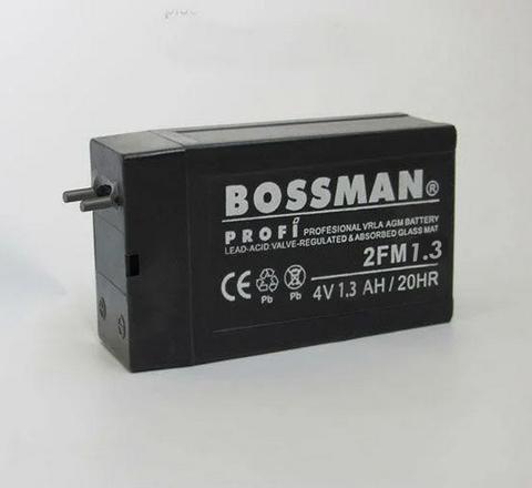 Аккумуляторы Bossman 4V 1.3A