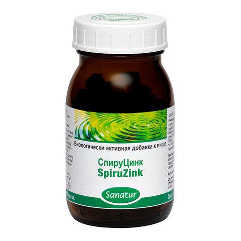 Sanatur СпируЦинк (200 таблеток)