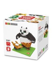 Конструктор Wisehawk Панда По 422 детали NO.2387 Panda Po