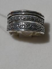 Корфу (кольцо из серебра)
