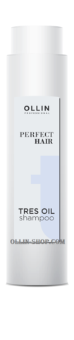 OLLIN PERFECT HAIR TRES OIL Шампунь 400мл