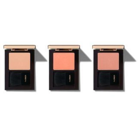СМ Luxe Румяна Eco Soul Luxe Blusher CR01 Maison Coral