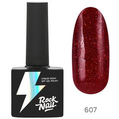Гель-лак RockNail Basic 607 Lakshery