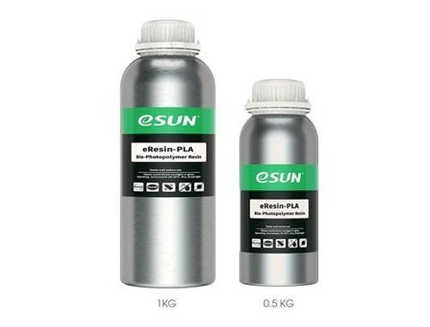 Фотополимер ESUN eResin-PLA светло-зеленый (1 л)