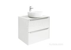 INSPIRA тумба 600, зерк. фасад, бел. Roca 851079806 фото