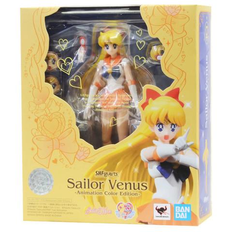 Фигурка S.H.Figuarts Sailor Moon: Sailor Venus || Сэйлор Венера