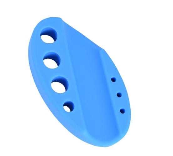 Подставка силиконовая для пигментов и манипулы