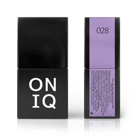 OGP-028 Гель-лак для покрытия ногтей. PANTONE: Orchid bloom