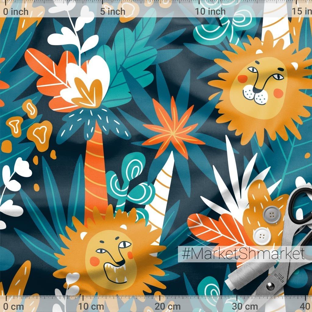 Солнечные львы