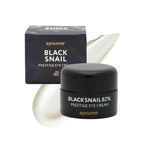 Крем для глаз с муцином черной улитки AYOUME Black Snail Prestige Eye Cream