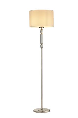 Напольный светильник Escada 10168/T E14*40W Nickel
