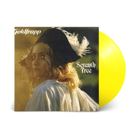 Goldfrapp / Seventh Tree (Coloured Vinyl)(LP)