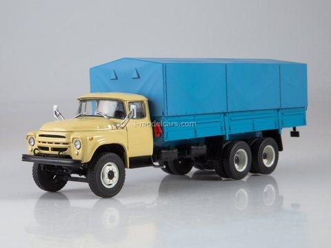 ZIL-133G1 flatbed truck 1:43 Legendary trucks USSR #28