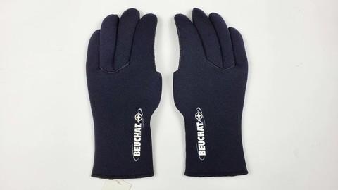 Перчатки Beuchat Picots, 3 мм