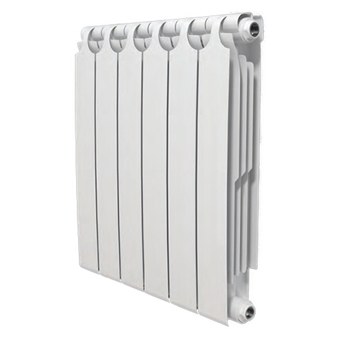 Радиатор биметаллический секционный Теплоприбор BR1-500 - 12 секций