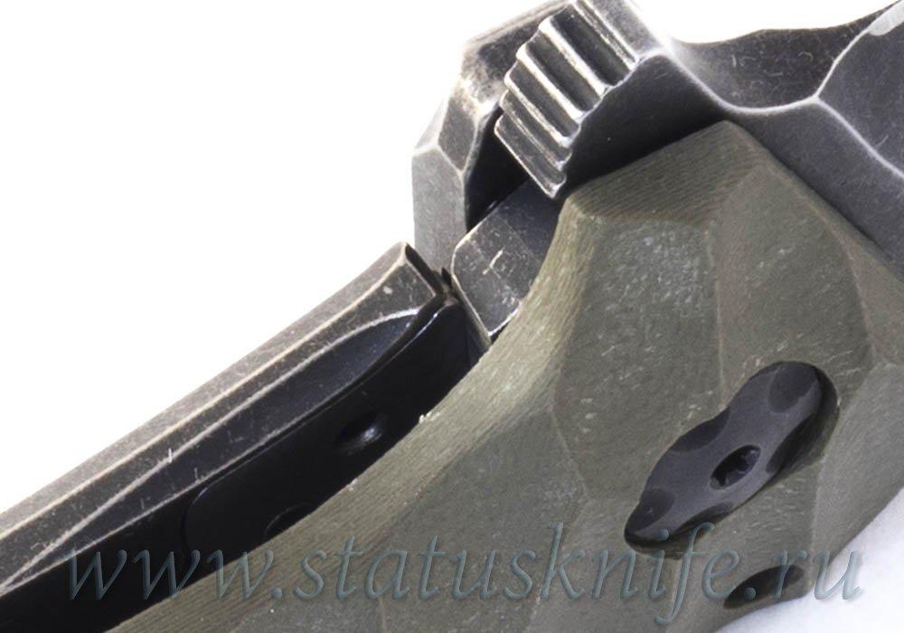 Нож Zero Tolerance 0801BW Blackwash Custom - фотография