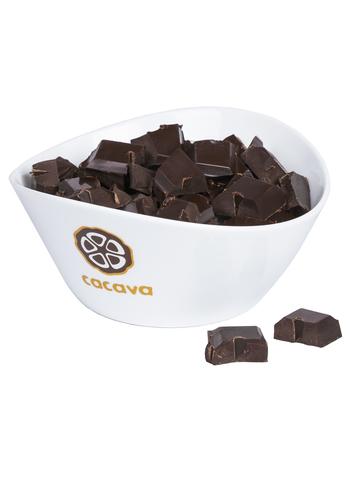 Тёмный шоколад 70 % какао (Индонезия, WEST BALI, Jembrana), внешний вид