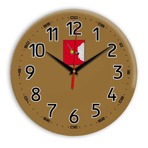 Интерьерные часы герб Вологда 11