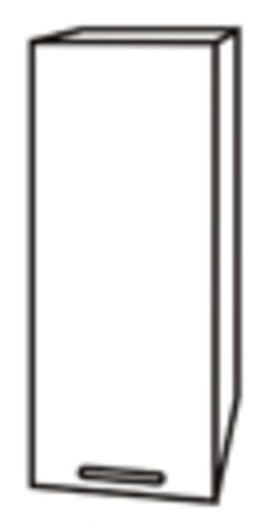 Чили ШВ 300 шкаф верхний