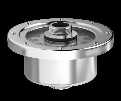 Светильник для фонтана ULR700-RGBW Ring Light LED 36W/12LED/12-24VDC/1