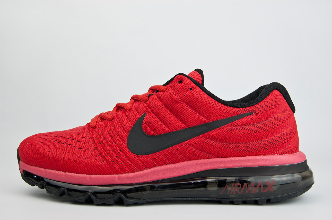 кроссовки Nike Air Max 2017 Team Red