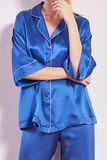 Шелковая женская пижама Verdiani