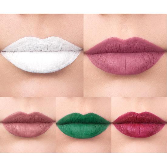 Jeffree Star 5 Year Anniversary Velour Liquid Lipstick Bundle
