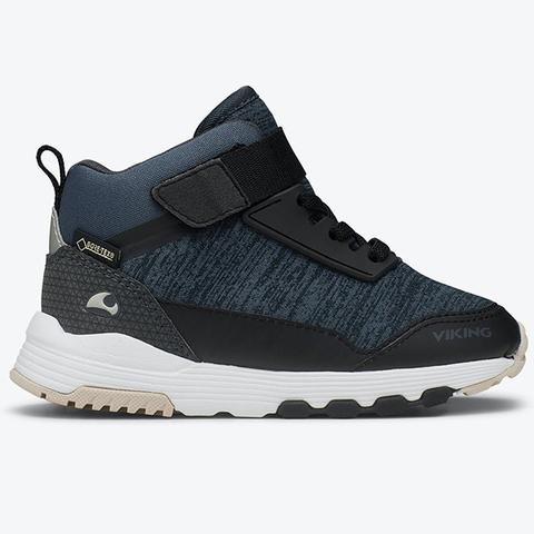 Ботинки Викинг Arendal Mid GTX Black/Charcoal