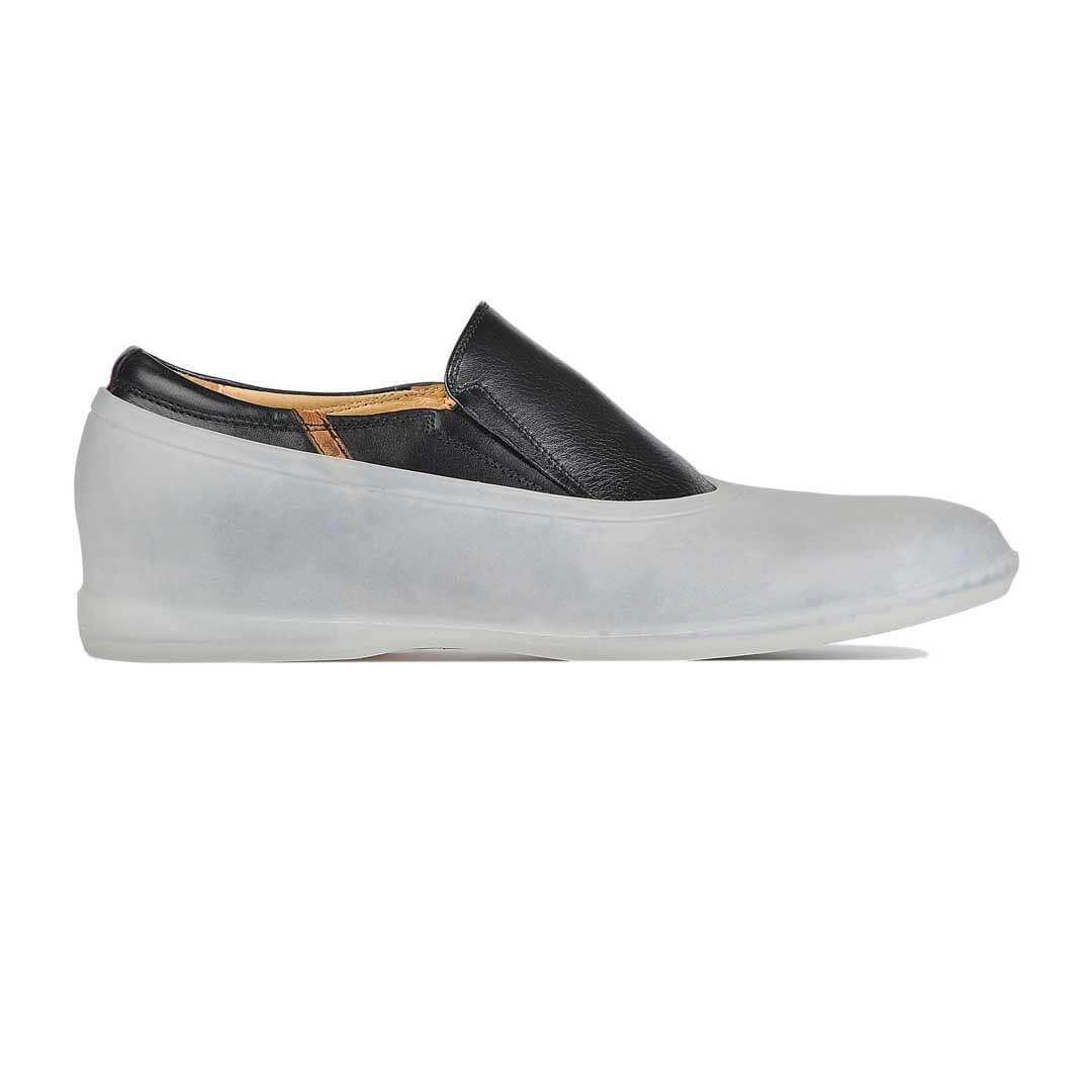 Мужские прозрачные галоши на обувь Rain-Shoes
