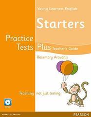 Practice Tests Plus C YLE Starters TB +Audio CD +R