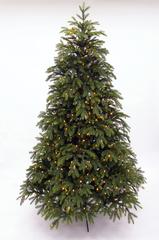 Black Box ель Коттеджная (лампы) 2,30 м зеленая